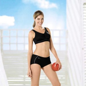 Vivana Active Pocketed Sports Bra | Post Surgery Bra