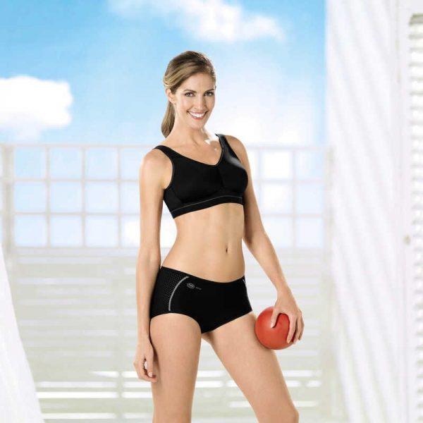Vivana Active Pocketed Sports Bra | Post Surgery Bra