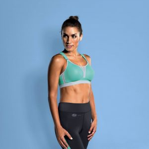 Dynamix Star Racerback Sports Bra