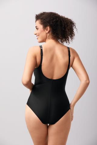 Ayon Half Bodice Swimsuit | Post Surgery Swimsuit