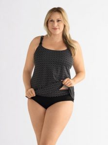 Ayon Tankini Top | Post Surgery Swimsuit