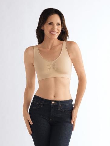 Becky Bra - organic woven mastectomy bra