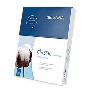 Belsana Classic with Cotton Compression Tights, Stockings, Socks