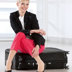 Medi Travel for Women - Flight Socks - Business Woman