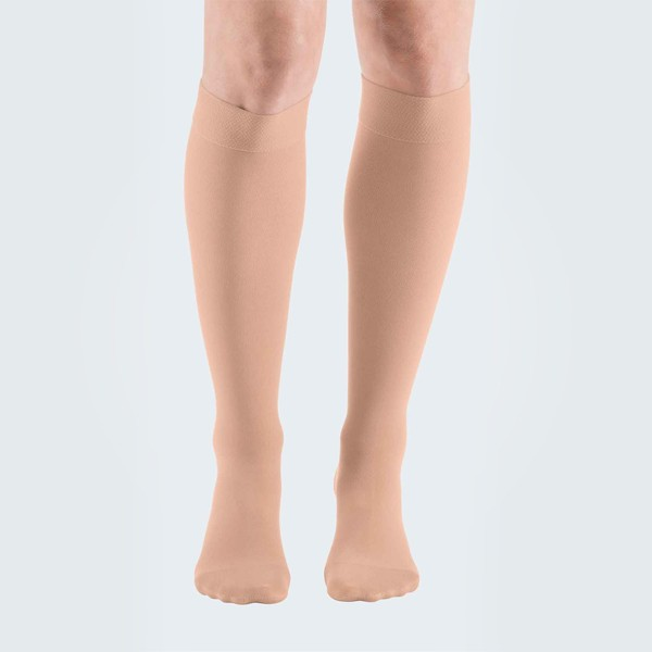 Mediven Elegance Closed Toe Below the Knee Compression Stockings