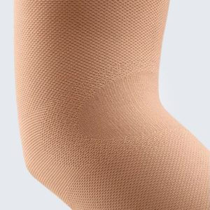 Elbow section of Mediven compression sleeve