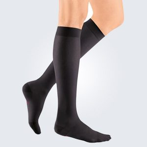 Mediven Sheer and Soft Closed Toe Below the Knee Compression Stockings
